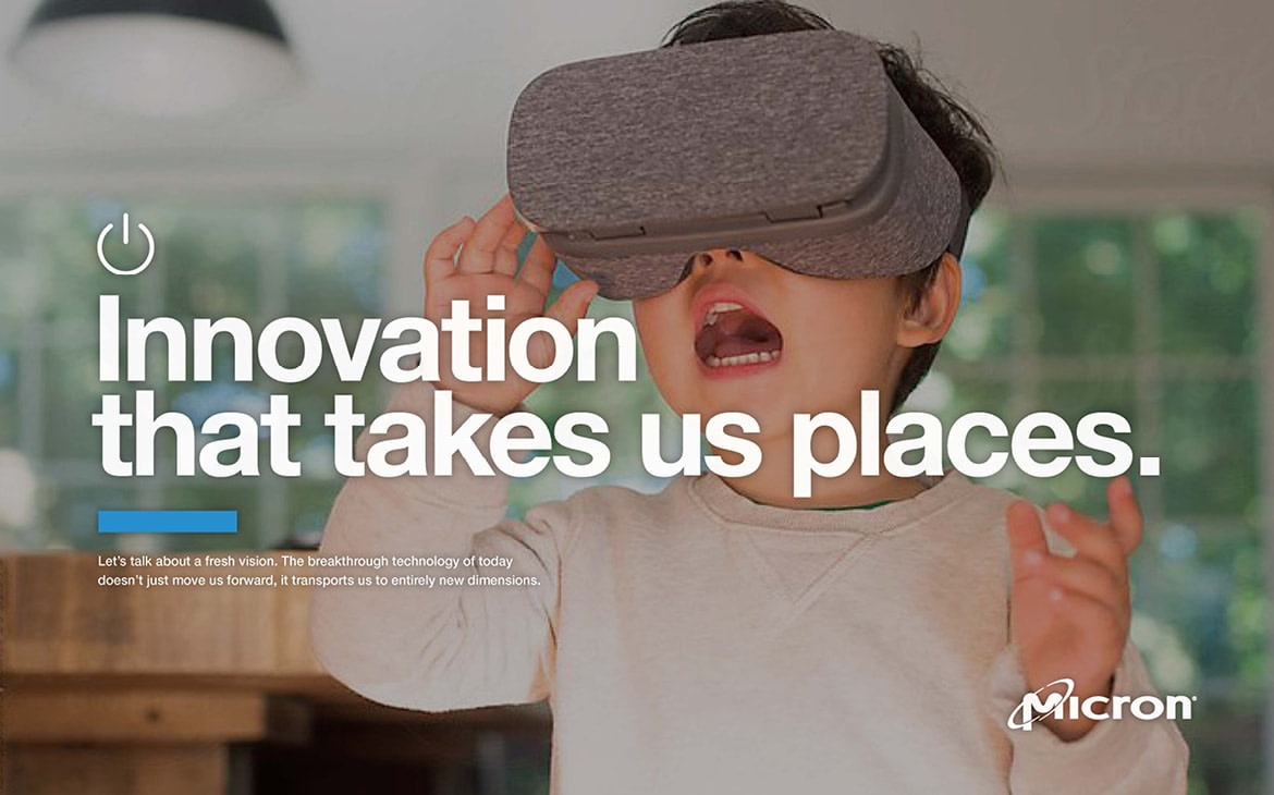 Innovation Takes Us Places