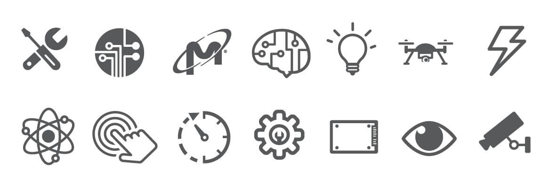 Micron Icons